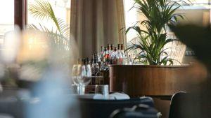 Kuva sisältä ravintola Savoysta.