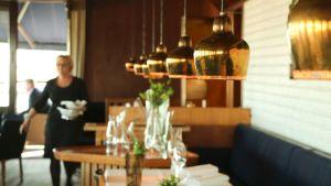 Kuva sisältä ravintola Savoysta