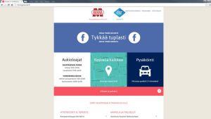 minnajaisocee.fi - nettisivu