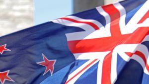 Uuden-Seelannin lippu