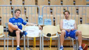 Jussi Laurila (vas.) on toiminut Susijengin huoltajana kolme vuotta.