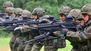 Saksalaisia sotilaita