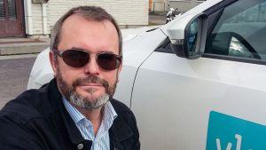 Tapio Räihä, toimittaja