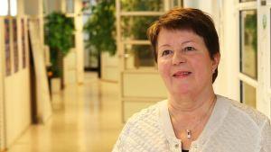 Lapin yliopiston oikeustieteiden tohtori Marja-Leena Niemi