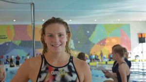Uimari Jenna Laukkanen