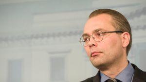 Jussi Niinistö.