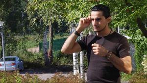 Kuuro pakolainen Dlshad Qambar.