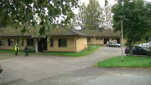 Turvapaikanhakijoiden hätämajoituspaikka Taimistontiellä Hämeenlinnassa