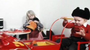 Lastentarha vuonna 1979.