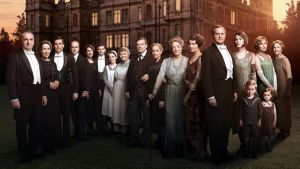 Kuva tv-sarjasta Downton Abbey