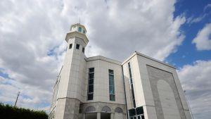 Baitul Futuhin moskeija Lounais-Lontoossa