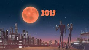 Superkuut kautta vuosien animaatiosta.