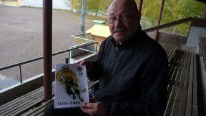 Varkautelaisseura WP 35:n 80-vuotishistoriikin on tehnyt urheilutoimittaja Pekka Koponen
