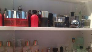 Miesten ja naisten tuoksuja
