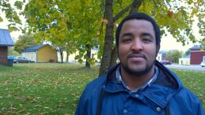Maahanmuuttajataustainen Guled Abdi