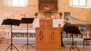 Sastamala Gregorianan instrumentteja