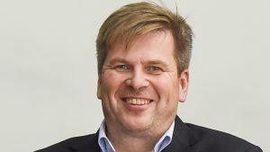 Heikki Hiltunen, Vaconin entinen varatoimitusjohtaja, Jääkiekkoliiton puheenjohtajaehdokas.