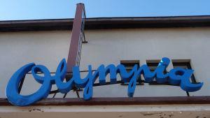 Kino Olympia on Hangon elokuvajuhlien päänäyttämö.