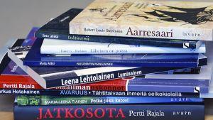 Vuoden 2015 uusia selkokirjoja.