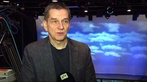 Kirjailija Olli Jalonen