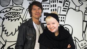Modernistien Chris ja Maiju Pellikka