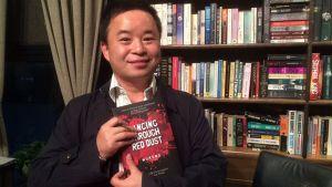 Kirjailija Murong Xuecun.