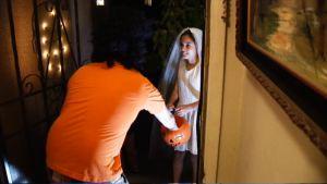 Halloweenin viettoa Kaliforniassa