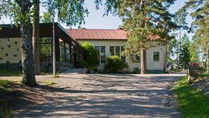 Kuntokallio facility for unaccompanied minors Karhusaari