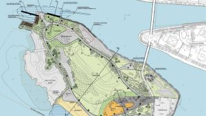 Kuusisaaren tulevat käyttömahdollisuudet linjataan Oulun kaupungin laatimassa ympäristösuunnitelmassa.