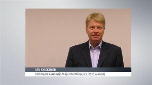 Ari Koskinen.