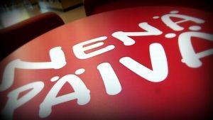 Nenäpäivän logo