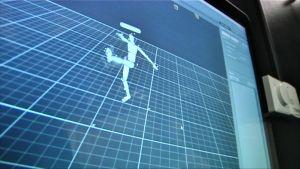 Virtuaalimallia tehtäessä liikkujasta luodaan tietokonehahamo, jonka liikkeitä voidaan myöhemmin myös animoida vaikkapa peleihin tai animaatioelokuviin.