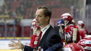 Antti Törmänen kuvassa