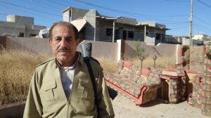 Kasim Shingali vartioi myös  naapureiden tavaroita