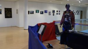 Queen-fanituotteiden näyttely, Imatra