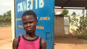 Kuva Burkina Fasosta.
