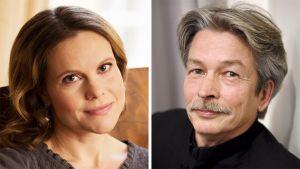 Nadja Sumanen ja Tapio Tamminen.