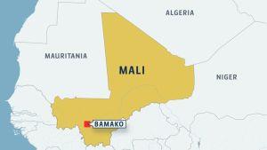 Kartta Malin sijainnista.