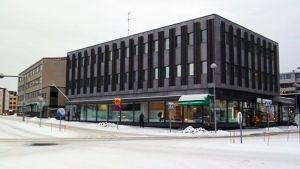 Nordean entinen toimitalo Rovaniemellä