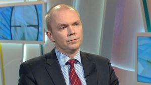 Valtioneuvoston viestintäjohtaja Markku Mantila