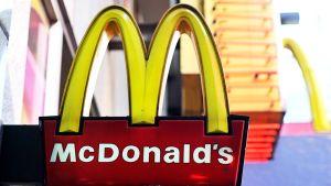 McDonald's -hampurilaisravintolan logo
