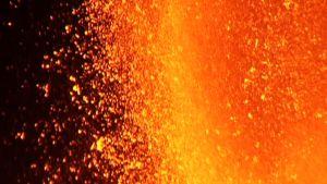 Tulivuori Etna purkautuu