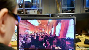 Lähetystä linnan juhlien jatkoilta voi seurata 360-nettilähetyksen kautta.