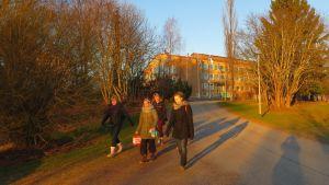 Itä-Suomen yliopiston Savonlinnan kampus.
