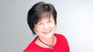 Maarit Rossi tekee suomalaisten opettajien ammattitaitoa tunnetuksi maailmalla.