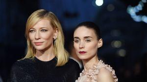 Cate Blanchett ja Rooney Mara