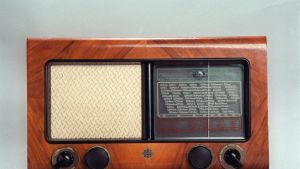 1940-luvun radio.