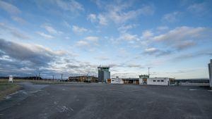 Varkauden lentoasema.
