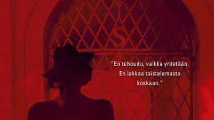 Heidi Köngäs: Hertta - kirjan kansi