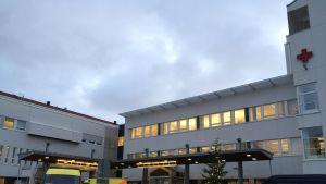 P-K:n keskussairaalan päivystyspoliklinikka